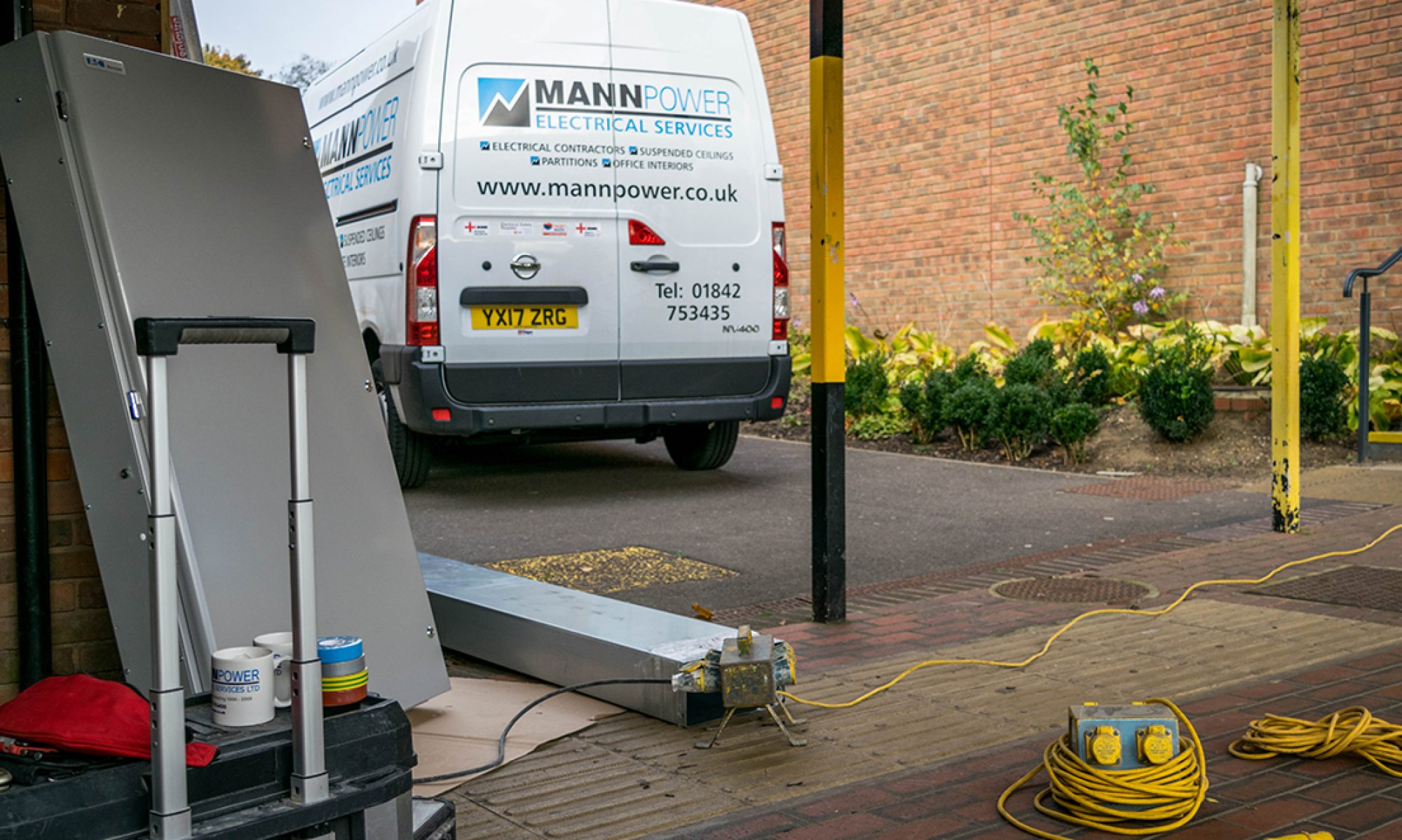 Mannpower Electrical Services